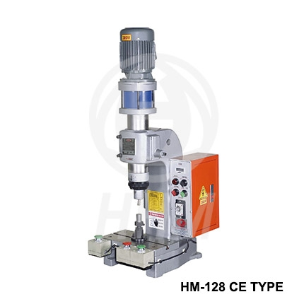 Pneumatic/ Hydraulic Riveting Machine