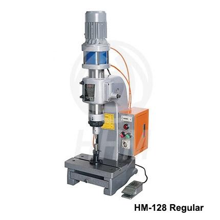Pneumatic/ Hydraulic Riveting Machine