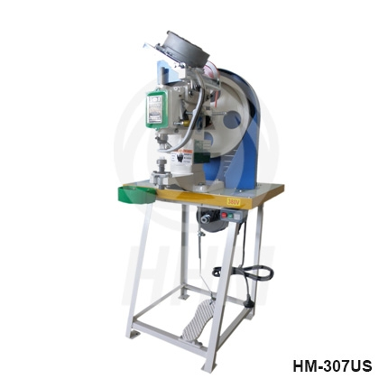 Grommeting Machine