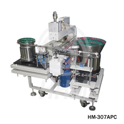 Vibrator Setting Machine for Eyelet