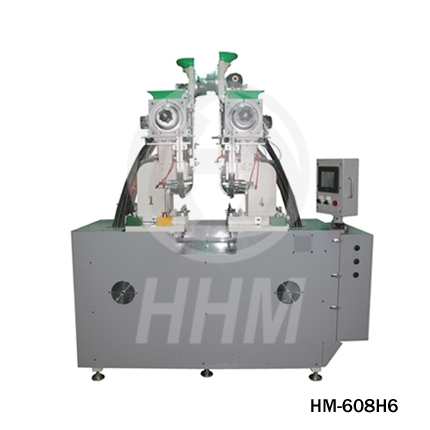 Six-Heads Hydraulic press Riveting Machine