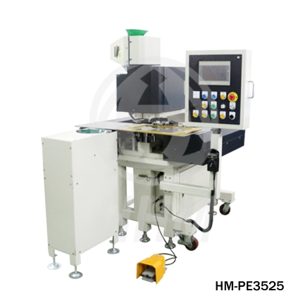 X.Y. Table Punching and Eyeleting Machine