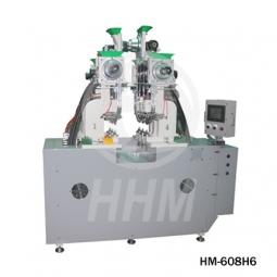 Six-Heads Hydraulic press Riveting Machine